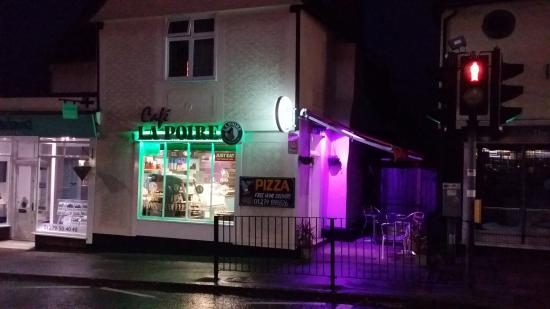 Pizza La Poire