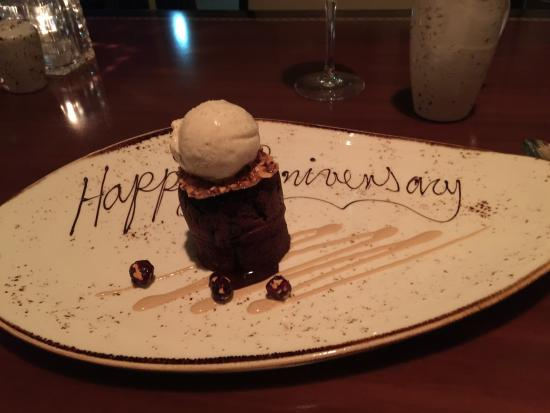 Exquisite!!  We celebrated our anniversary at Waterline, everything was perfection, highly recom