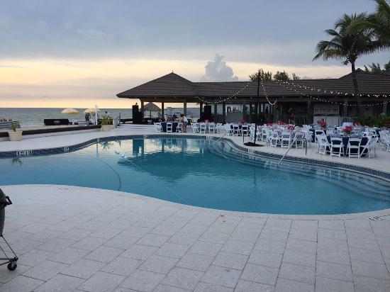 Gasparilla Inn Club Beach Pool