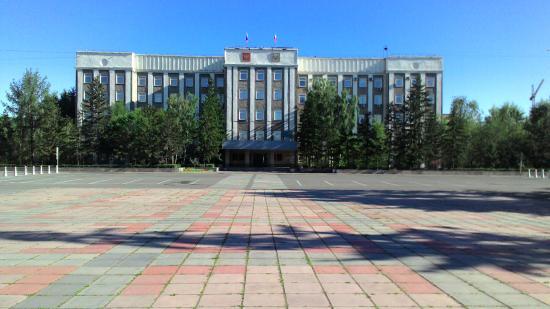 Pervomaiskaya Square