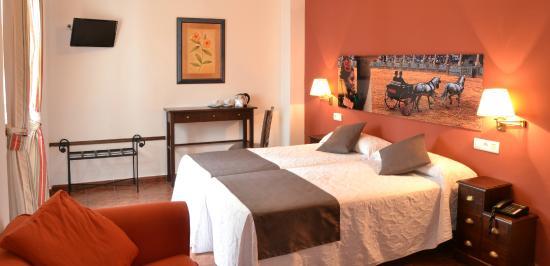Hotel San Francisco - Ronda: Habitación GOYESCA - Uso doble o triple