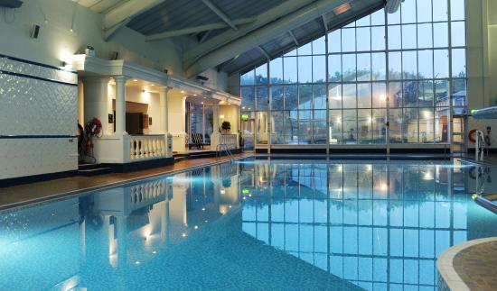 Swimming pool picture of village hotel liverpool whiston tripadvisor for Wirral hotels with swimming pools