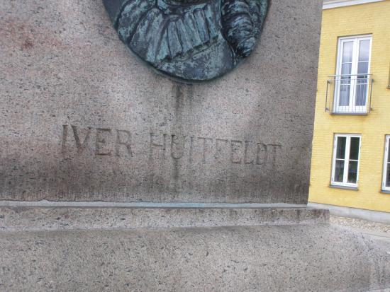 Koege, Dinamarca: Iver Huitfeldt.