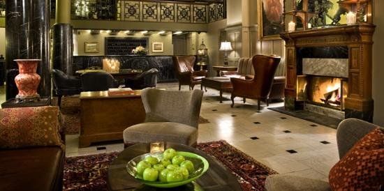 The Oxford Hotel: Oxford Lobby