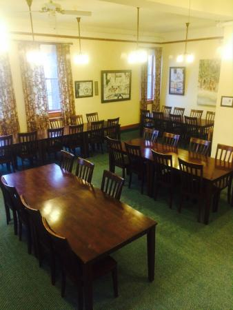 Balch Hotel : Dining room for breakfast