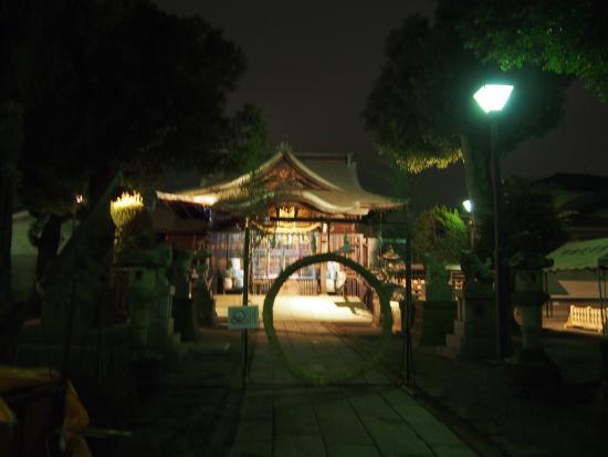 Machida Tenmangu Shrine: 町田天満宮