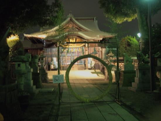 Machida Tenmangu Shrine: 町田天満宮