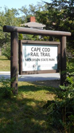 Cape Cod Rail Trail: CCRT