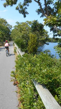 Cape Cod Rail Trail: CCRT