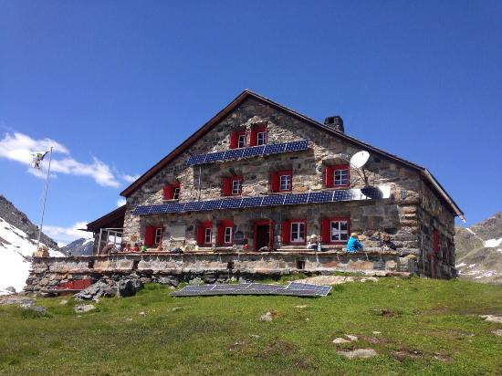 Photo of Grialetschhutte Davos
