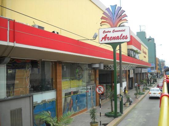 Centro Comercial Arenales
