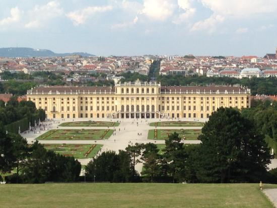 Photo of Schonbrunn Vienna