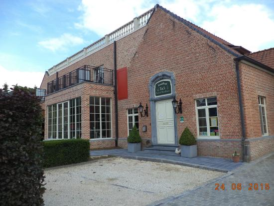 Gastenkamers Fruithof Tack