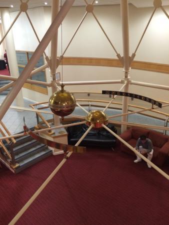The Pendulum Hotel Photo