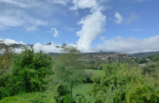 Villa San Raffaello: View from Grazia