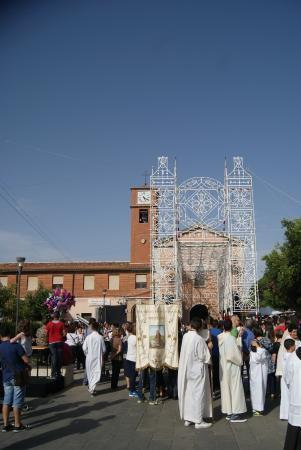 Barcellona Pozzo di Gotto, Италия: Convento Santuario di Sant'Antonio di Padova
