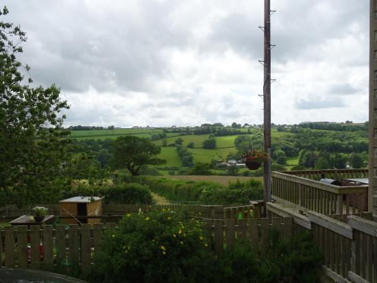 Happy Donkey Hill Bed and Breakfast & Holiday Cottages: View