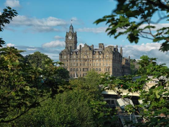 Photo of The Balmoral Hotel Edinburgh