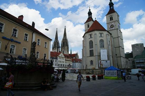 Neupfarrplatz