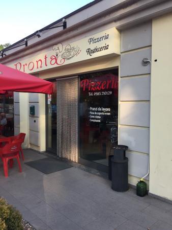 Pizzeria Rosticceria Bella E Pronta