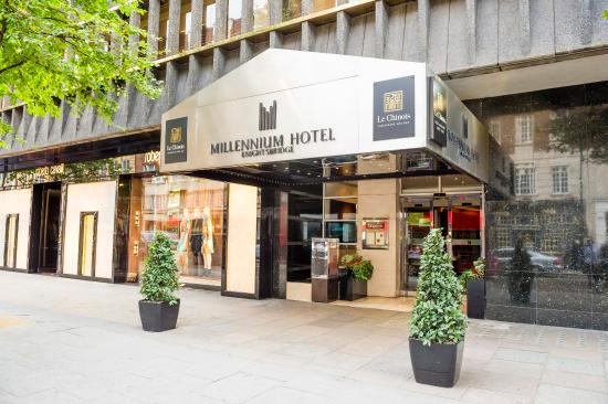 Millennium Hotel London Knightsbridge: Exterior