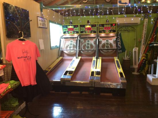 Ranch Okoboji: Ski Ball!