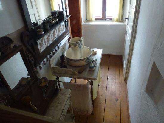 Jedlicze, Polska: Umywalnia