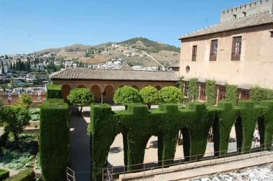Jardines fotograf a de la alhambra granada tripadvisor for Decoracion jardin granada