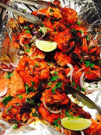 Passage to India: Tandoori Chicken