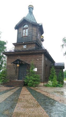 Храм Николая Чудотворца в Федоскино