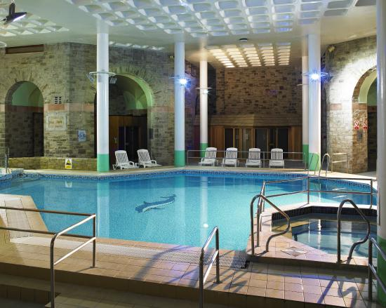 The Leisure Club Swimming Pool Picture Of Shrigley Hall Hotel Golf Country Club Pott