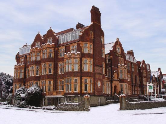 Burlington Hotel: Exterior Winter