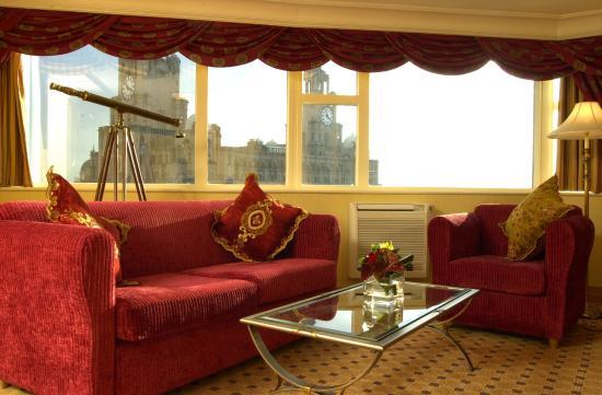 Mercure Liverpool Atlantic Tower Hotel: Junior Suite Double