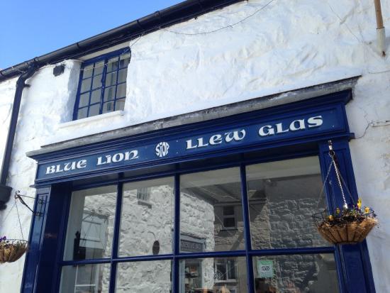 Llew Glas Cafe Photo