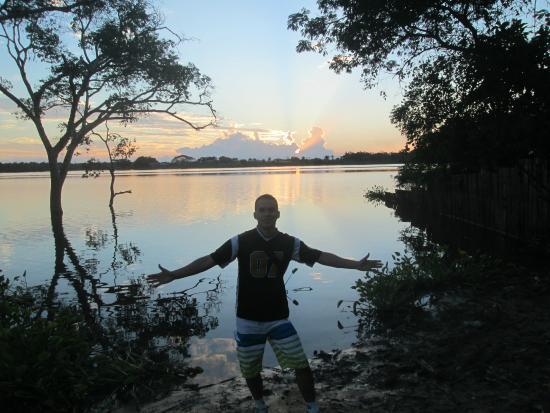 Pucallpa, Perú: Laguna Cashibococha