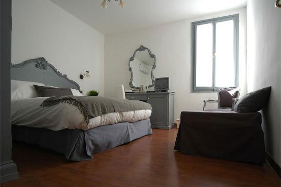 Microvenice Guest House: Camera matrimoniale dell'appartamento ( presa da sito)
