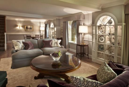 Chewton Glen Hotel U0026 Spa: Coach House Suite