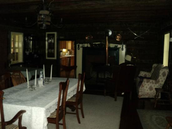 New Market, VA: The dinning room