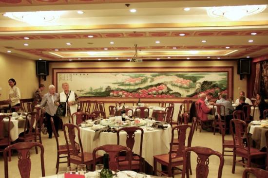 The Menu Picture Of Quanjude Roast Duck Wangfujing