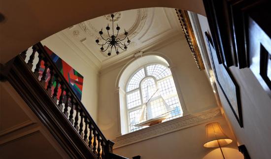 Fowey Hall: Interior