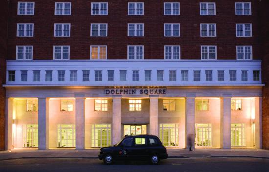 Dolphin House Serviced Apartments: Exterior
