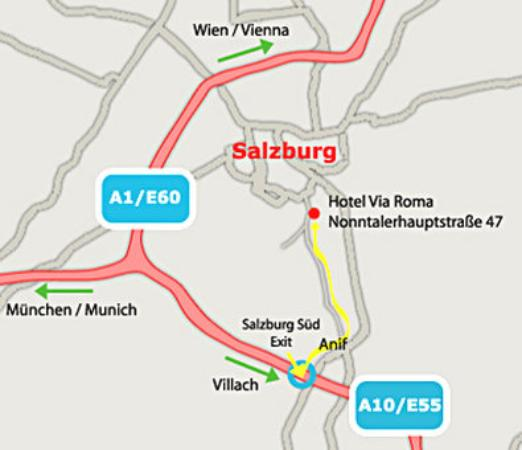 Hotel Via Roma Prices Reviews Salzburg Austria TripAdvisor
