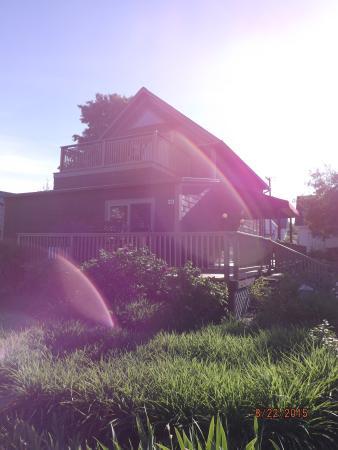 The Bayfield Inn: The Brown House