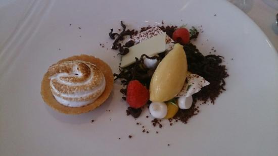 Emilies Eld Restaurant & Bar : Appetiser an dessert
