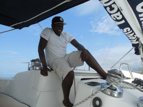 Nevis Yacht Private Charters: Elvin