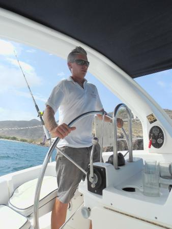 Nevis Yacht Private Charters: Miles