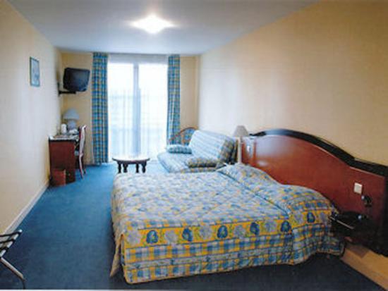 Hotel Restaurant Soleil et Jardin: Double room