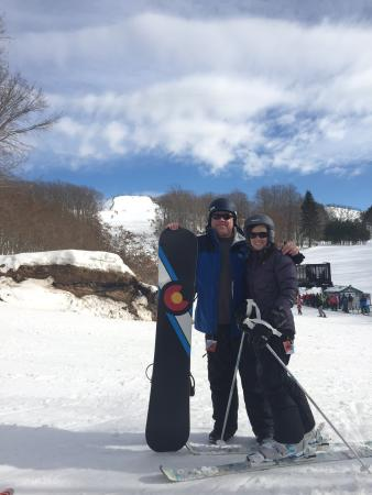 Caberfae Peaks: Caberfae a great place to spend time with family and friends. Great place for the skies and the
