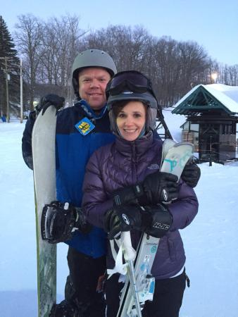 Caberfae Peaks : Caberfae a great place to spend time with family and friends. Great place for the skies and the