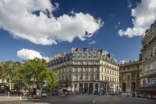 Hotel du Louvre: PARAZ_P072 Exterior Day